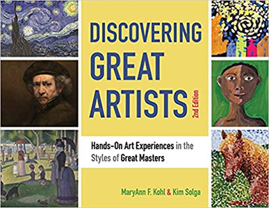 Discovering Great Artists (Bright Ideas for Learning)