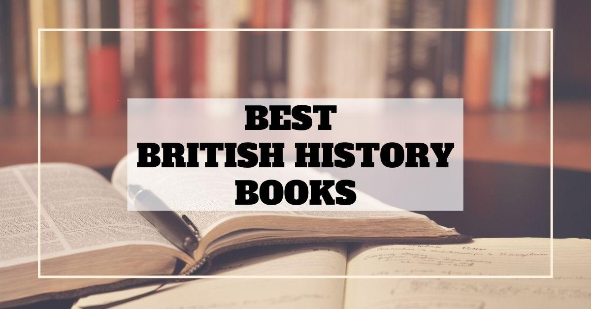 Best British History Books